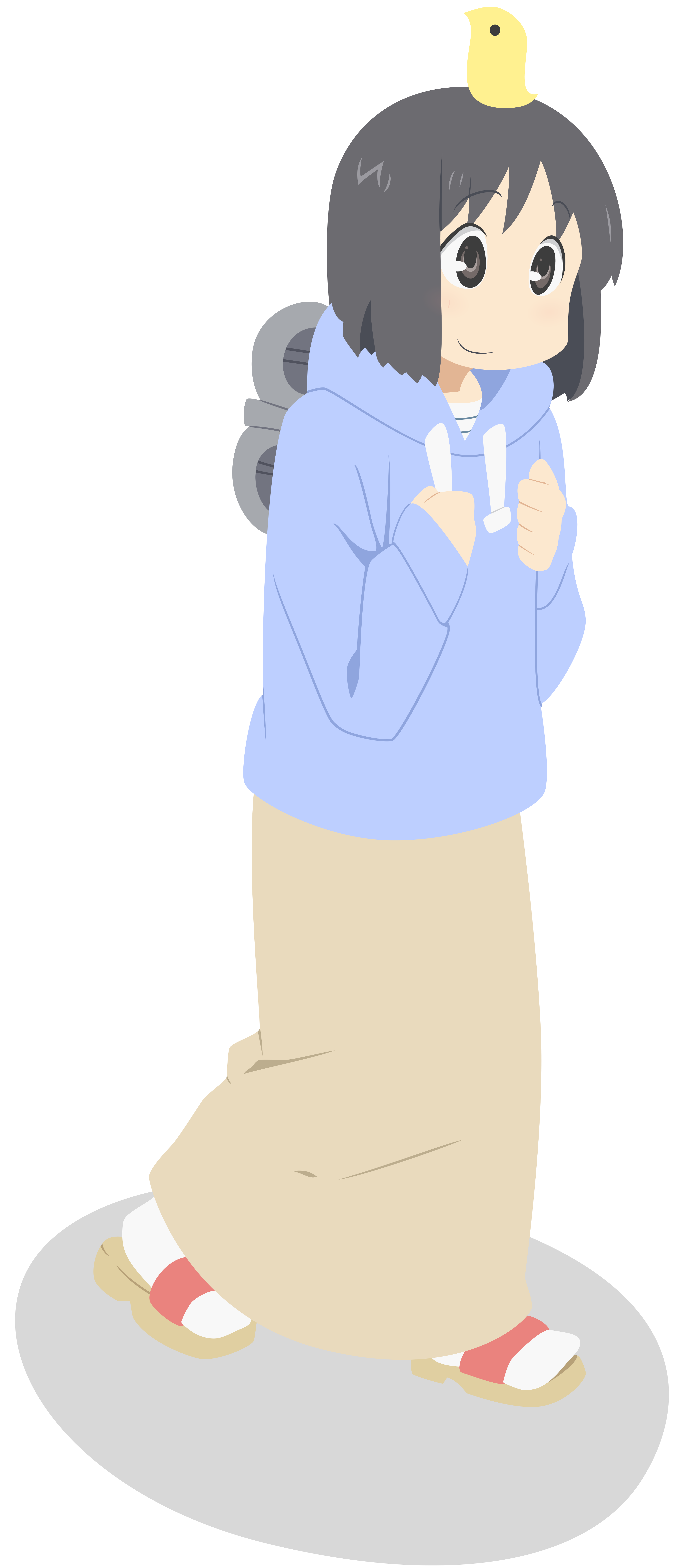 Shinonome Nano (2) by Dekodere on DeviantArt