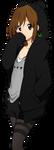 Hirasawa Yui (9) by Dekodere