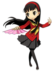 Amagi Yukiko - Persona Q
