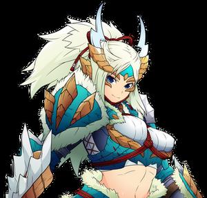 Zinogre Hunter