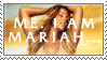 Me. I Am Mariah... Stamp by mysteriously-foxy