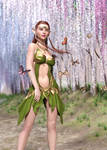 Elven Summer by raystorm41