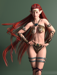 Wood Elf by raystorm41