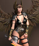 Valkyria Concept by raystorm41
