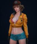 Cindy Aurum (Final Fantasy XV) by raystorm41