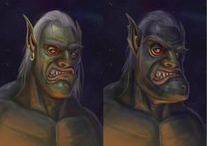 Orc Variation