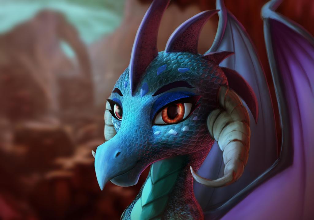 Dragon Lord Ember