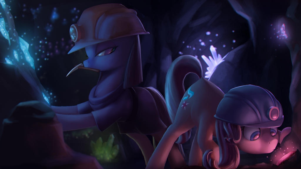 captivated_by_a_glimmer_by_starblaze25-d