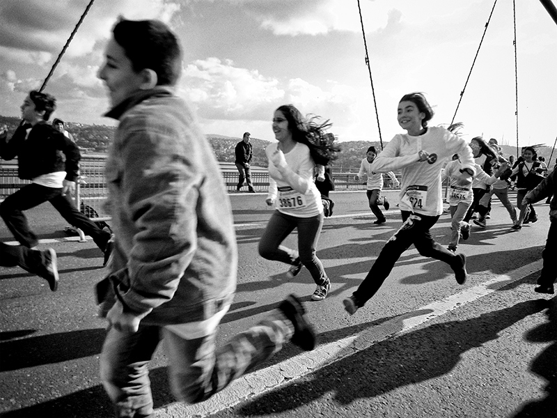 Fun Run 10 by celil