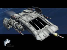 Stargate F-304 Concept by nellus