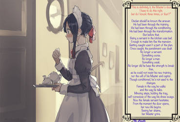 Conversion of a Maid by TG-Cradle
