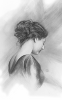Abigail Study 2 by LouieRoybal