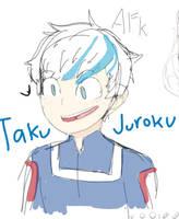 Taku Juroku by Bluestarcraft