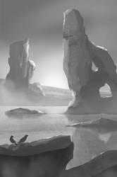 Rocks by Loreathan