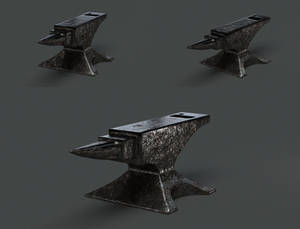 Anvil test render