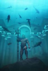 Aquaman by Loreathan
