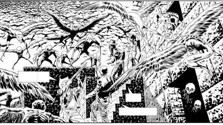Piotr Kowalski comics by PiotrKowalski
