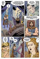 Piotr Kowalski comics
