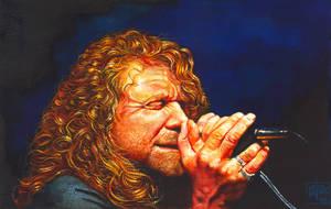 Robert Plant by oazen2008