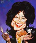 Michael Jackson by oazen2008