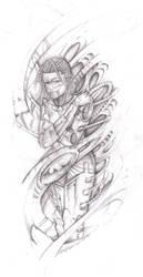 femme metal by spydax80x