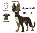 Greentail Ref