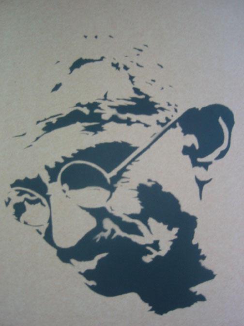 Mahatma Gandhi by incubus72787