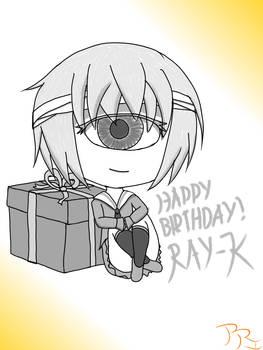 Sachi's Present