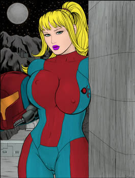 Busty_Samus coloured