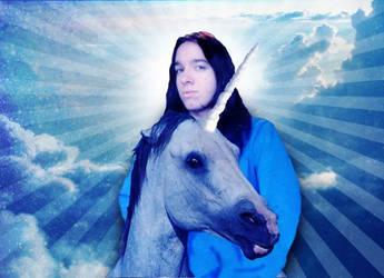Unicorn by mitopir