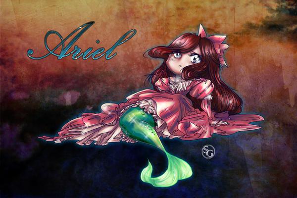 Ariel by seyo-tsukino