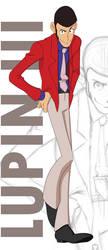 LupinIII by TotalMayhem