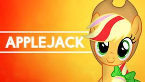 Applejack - Rainbow