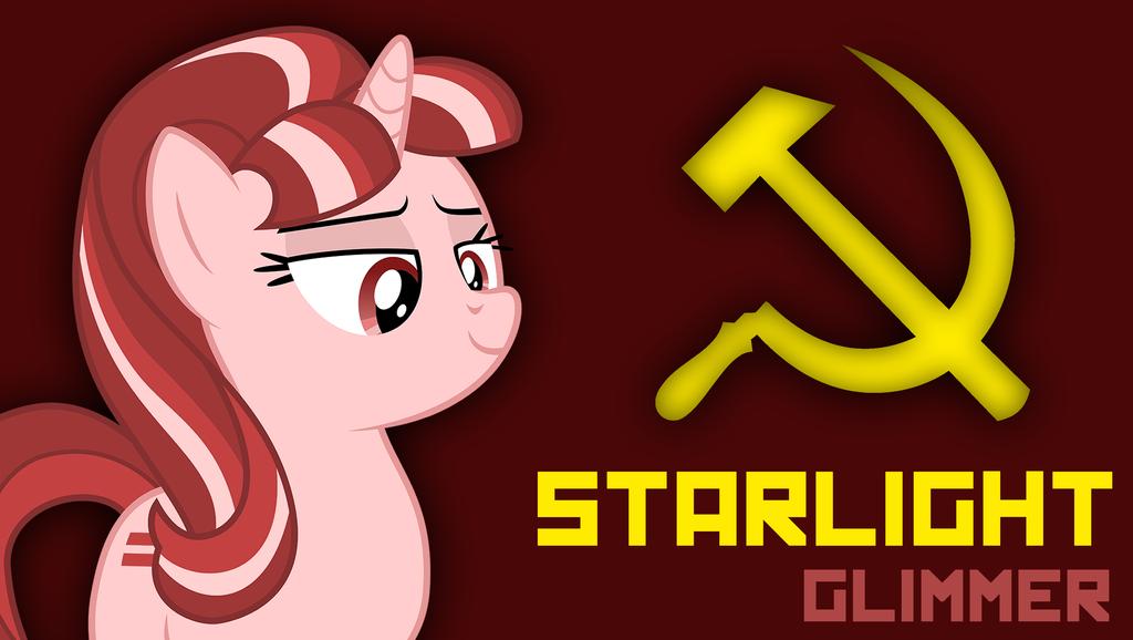 _4k___starlight_glimmer__communist_edition__by_dazzion-d9iavzv.png