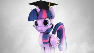 [4K |SFM Ponies] Academic by DazzioN