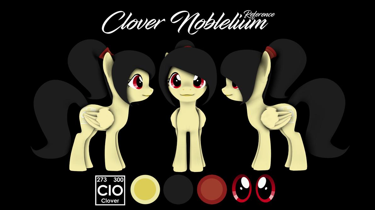 Clover Noblelium by DazzioN