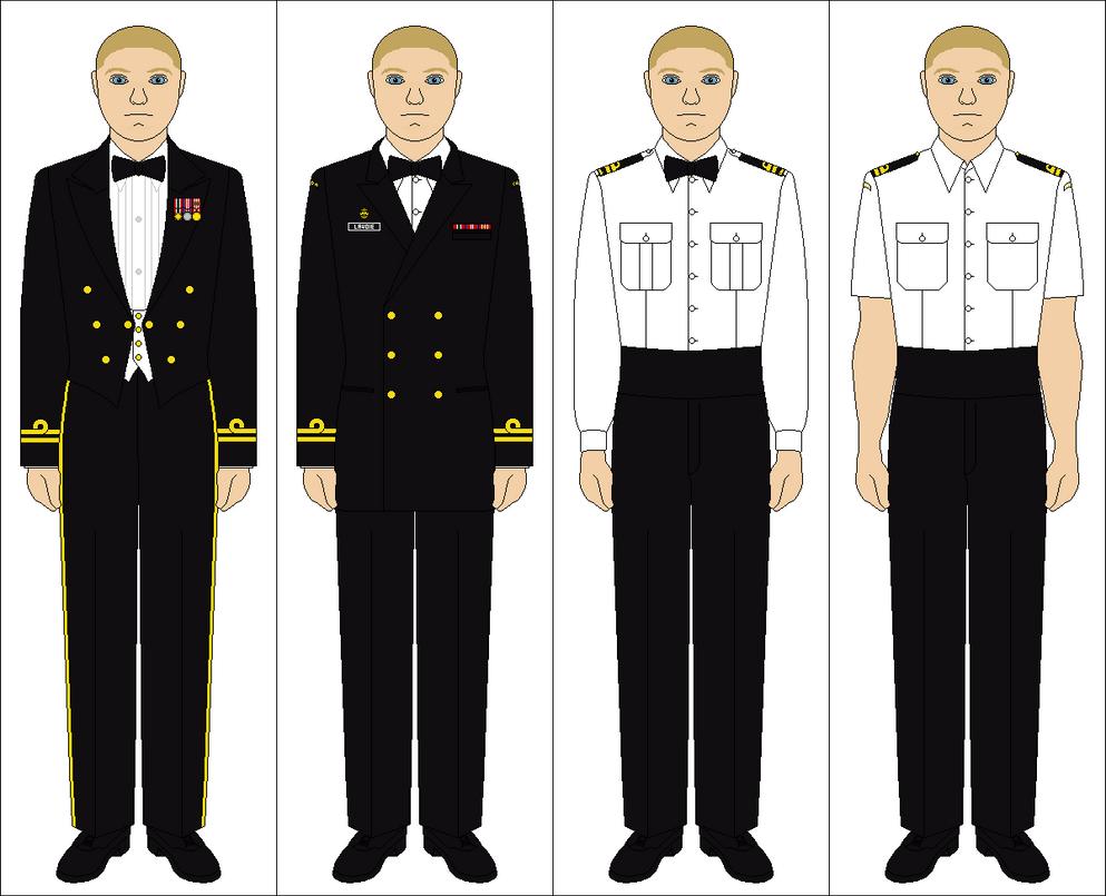 Navy Authorized Dress Shoes