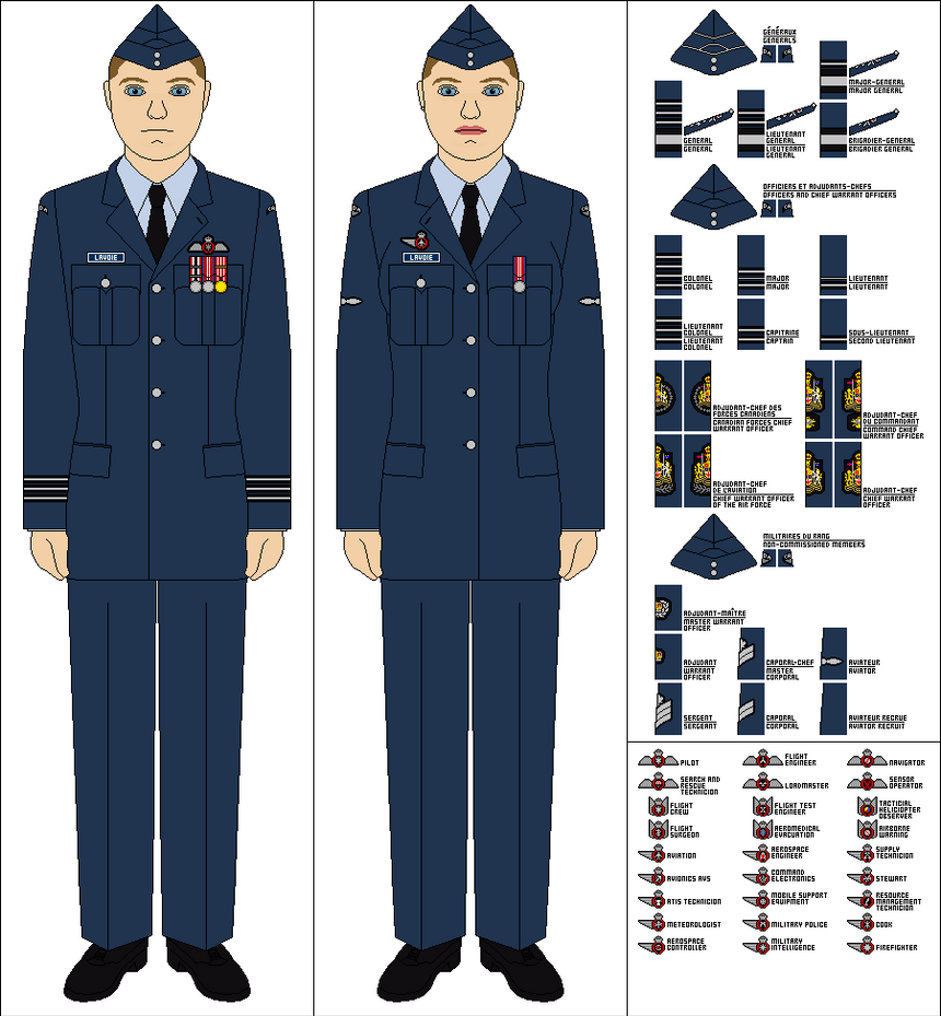 how to join the canadian air force cidets