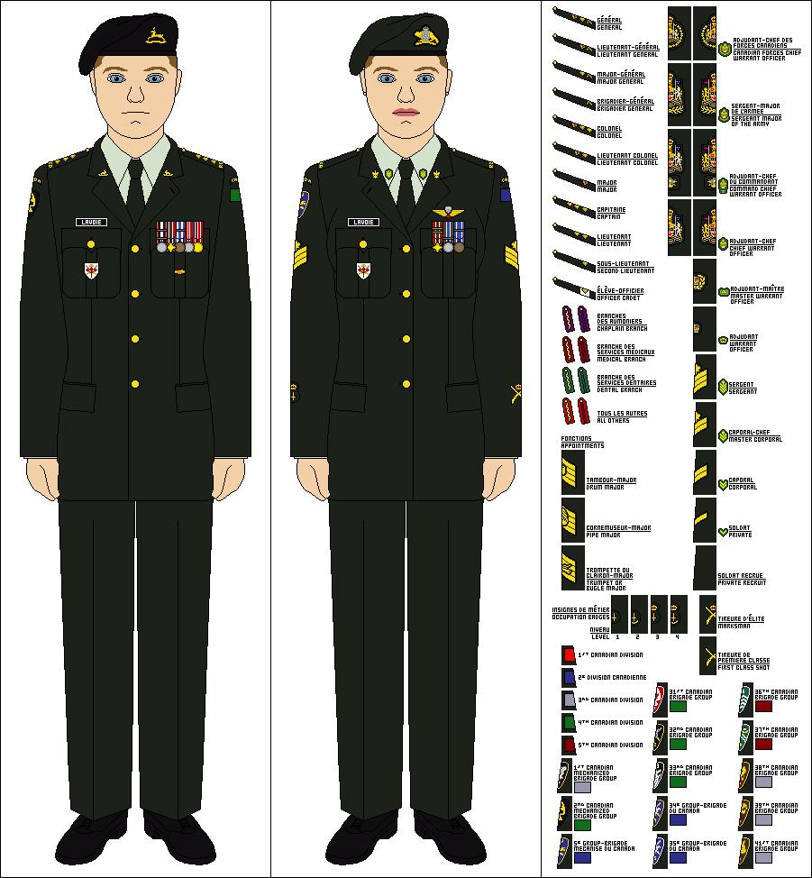 Uniform Base By Tenue-de-canada On DeviantArt