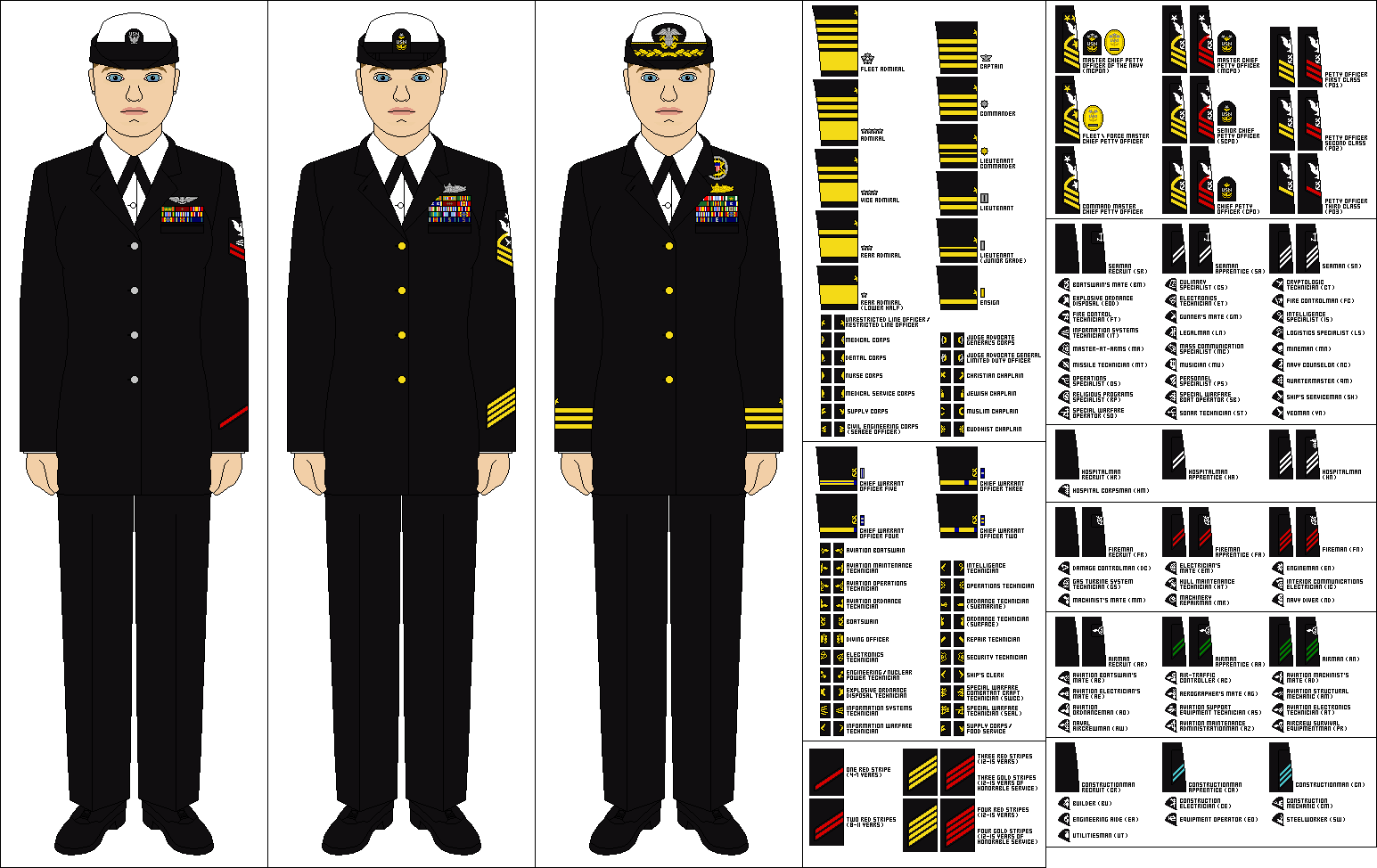 New Concert Dress Blues