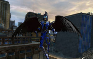 Nightmare Moon in DC Universe Online by Shritistrang