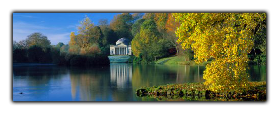 Stourhead by Charge09