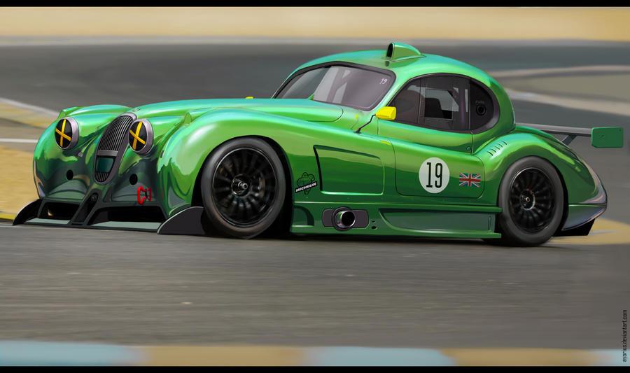 Electric Car Racing Videos