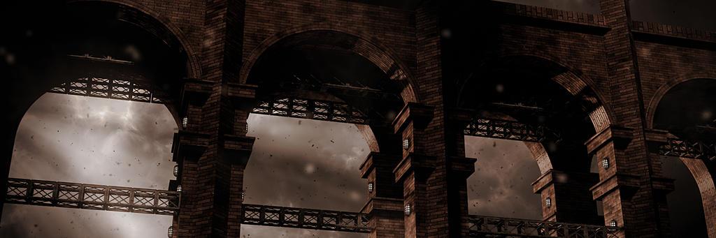 Gothic Bridge by GlassGuise