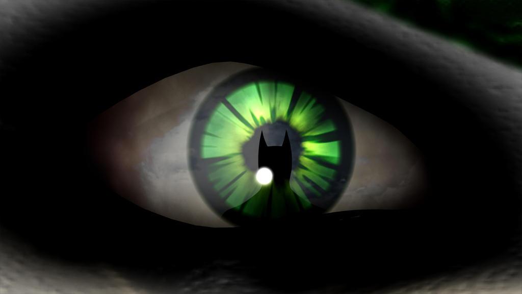 Joker Eye by GlassGuise