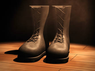 Boots by GlassGuise