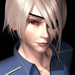 Fujin - Final Fantasy VIII