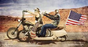 Easy Rider 2.0 - glory days have passed