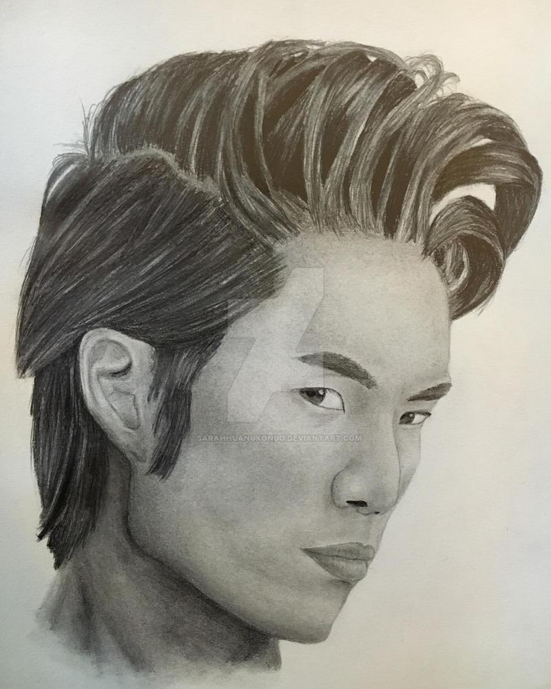 Eugene Lee Yang by SarahHuangKondo on DeviantArt