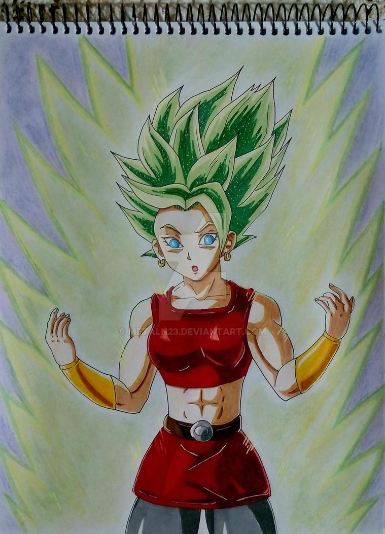 Dragon Ball Super Kale Ssj By Metaln23 On Deviantart